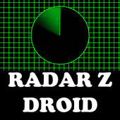 Radar Z Droid icon