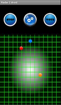 Radar Z Droid apk screenshot