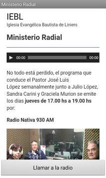 Iglesia Bautista de Liniers apk screenshot