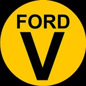 FORDV****** Serie Radio Code Decoder (DEUTSCH) icon