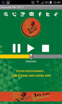 FM 102.3 Radio de la Comarca apk screenshot