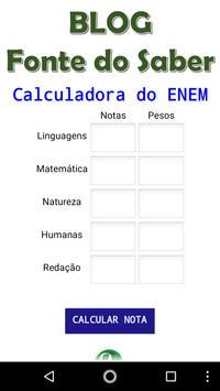 ENEM Calc poster