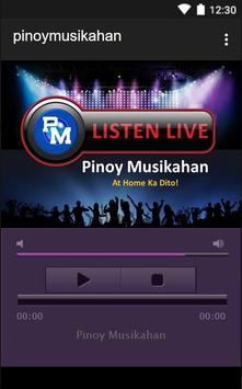 PinoyMusikahan screenshot 1