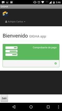 GIGHA app / JIRO app screenshot 1