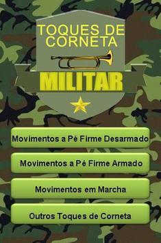 Toques de Corneta Militar poster
