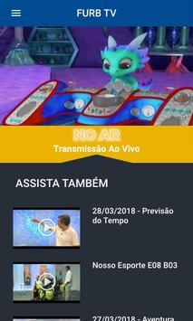FURB TV poster
