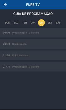 FURB TV screenshot 1