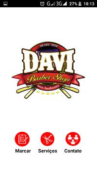Davi Barber Shop poster