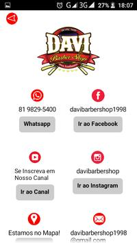 Davi Barber Shop apk screenshot