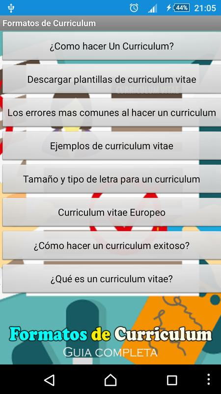 Curriculum Vitae Apk Download Free Education App For Android