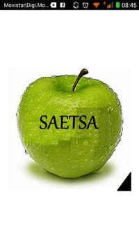 saetsa nutrición poster