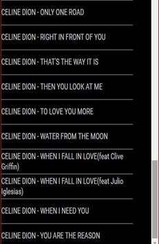 celine dion then you look at me mp3 download
