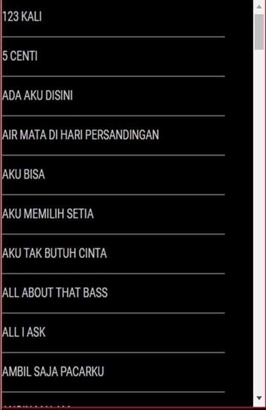 download lagu cinta terlarang antara kita dangdut koplo mp3