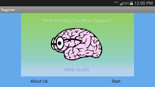 Mind Glass poster
