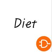 다이어트 어플리케이션 icon