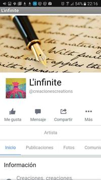 Linfinite screenshot 1