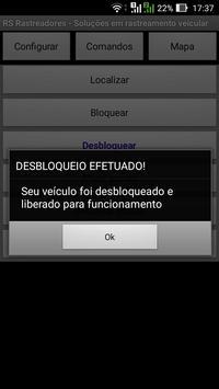 RS Rastreadores - SMS screenshot 3