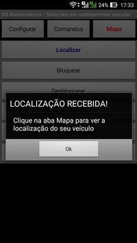 RS Rastreadores - SMS screenshot 4