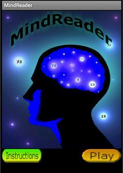 MindReader poster