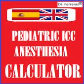 Pediatric calculator ICC & Anesthesia أيقونة