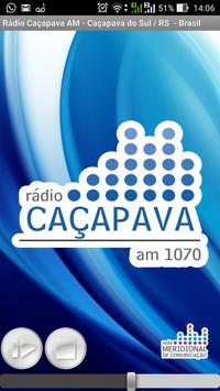 Rádio Caçapava poster