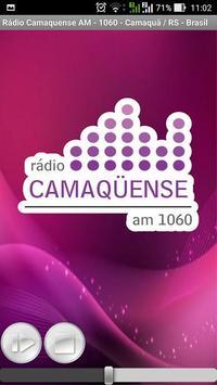 Rádio Camaquense - Camaquã RS poster