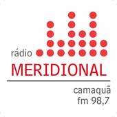 Rádio Meridional FM Camaquã RS icon