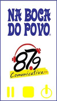 Na Boca do Povo poster