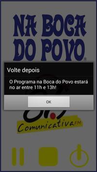 Na Boca do Povo apk screenshot