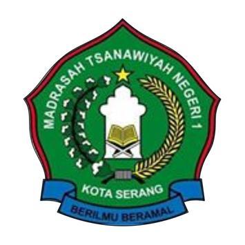 MTsN 1-Kota Serang poster