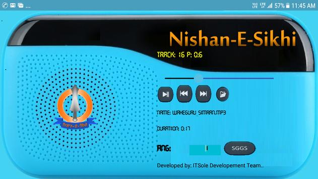 Nishan e Sikhi Media player poster