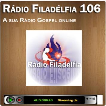 Radio filadelfia 106 poster