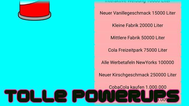 Cola Clicker screenshot 2