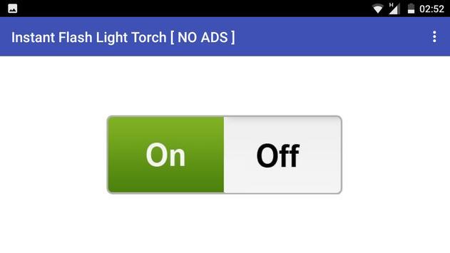 Instant Flash Light Torch [ NO ADS ] screenshot 3
