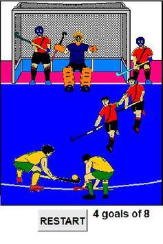 Classic Hockey Game apk screenshot