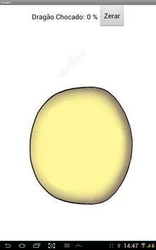 Chocando o ovo do dragão apk screenshot