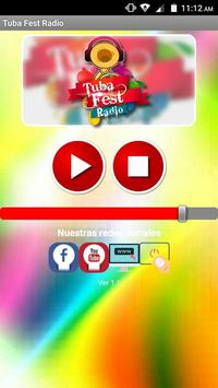Tuba Fest Radio apk screenshot