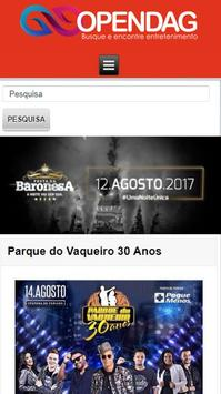 OpenDag Eventos screenshot 2