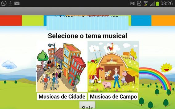 Musicas infantis (Portugues) screenshot 6