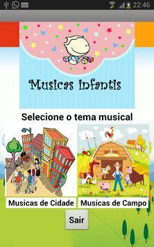 Musicas infantis (Portugues) screenshot 8