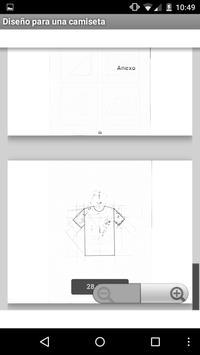 Diseño para una Camiseta BETA apk screenshot