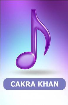 LAGU CAKRA KHAN MP3 apk screenshot