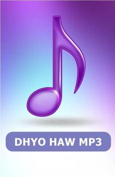 LAGU DHYO HAW MP3 apk screenshot