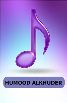 HUMOOD AL KHUDER MP3 screenshot 1