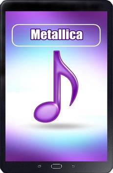 All Song The Best METALLICA screenshot 3