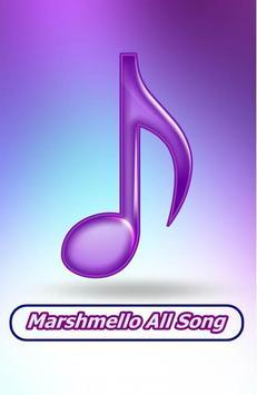 Marshmello All Song poster