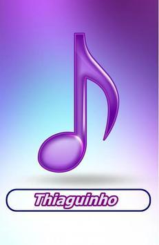 Thiaguinho All song poster