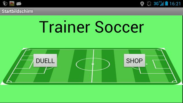 Trainer Soccer apk screenshot