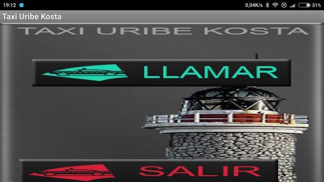 Taxi Uribe Kosta apk screenshot