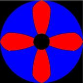 Hydropower calculator icon